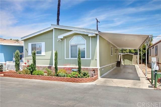 20401 Soledad Canyon Road #672, Canyon Country, CA 91351 (#SR21120717) :: Randy Plaice and Associates