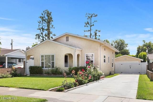 1020 N Lamer Street, Burbank, CA 91506 (#221003036) :: Randy Plaice and Associates