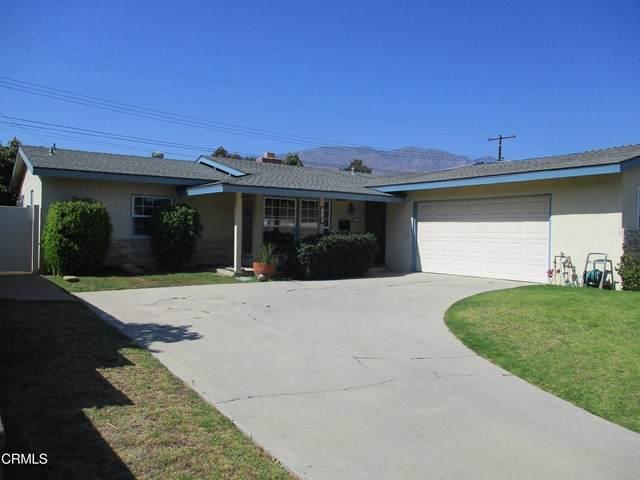 1207 Fremontia Street, Santa Paula, CA 93060 (#V1-6238) :: Angelo Fierro Group | Compass