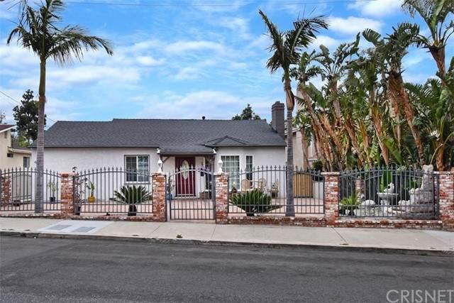 6934 Day Street, Tujunga, CA 91042 (#SR21120976) :: Berkshire Hathaway HomeServices California Properties