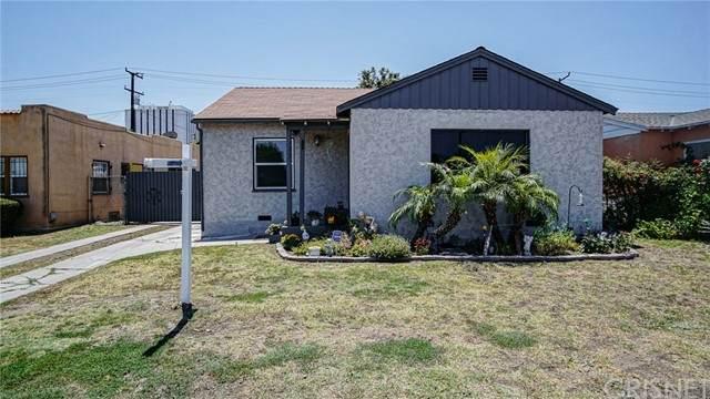 322 W School Street, Los Angeles, CA 90220 (#SR21121014) :: Montemayor & Associates