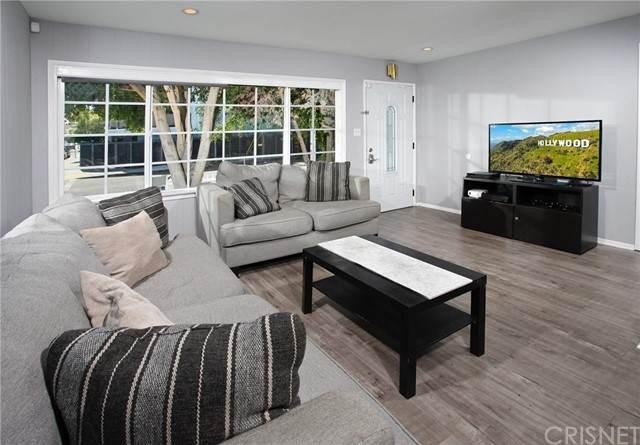 6829 Fountain Avenue, Los Angeles, CA 90028 (#SR21119542) :: TruLine Realty