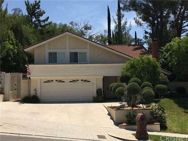 11344 Porter Valley Drive, Porter Ranch, CA 91326 (#SR21118302) :: Lydia Gable Realty Group