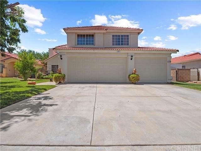 1738 Michael Drive, Lancaster, CA 93535 (#SR21121600) :: Berkshire Hathaway HomeServices California Properties