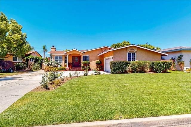 409 S Bel Air Street, Anaheim, CA 92804 (#SR21122023) :: The Grillo Group