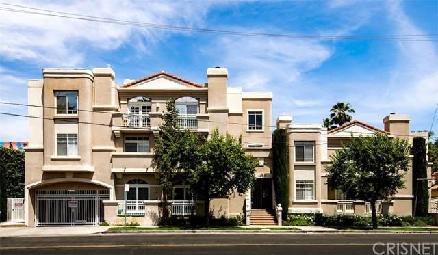 4630 Woodley Avenue #106, Encino, CA 91436 (#SR21121973) :: Compass