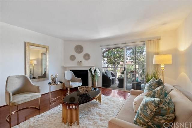 1535 S Bentley Avenue #204, Los Angeles, CA 90025 (#SR21122028) :: Montemayor & Associates