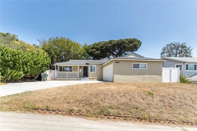 1913 190th Street, Redondo Beach, CA 90278 (#SR21120133) :: Montemayor & Associates