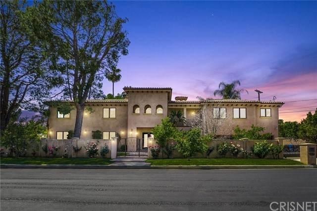 5427 Genesta Avenue, Encino, CA 91316 (#SR21122745) :: Berkshire Hathaway HomeServices California Properties