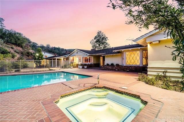3581 Woodhill Canyon Road, Studio City, CA 91604 (#SR21117709) :: The Parsons Team