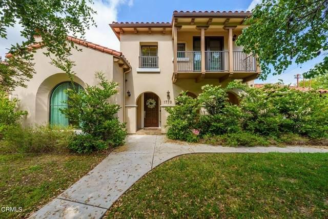 1770 S Los Robles Avenue, San Marino, CA 91108 (#P1-5117) :: Montemayor & Associates