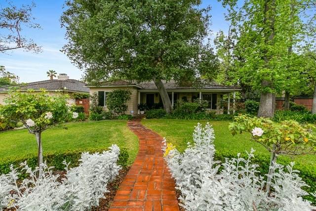 1705 Rubio Drive, San Marino, CA 91108 (#P1-5119) :: Montemayor & Associates