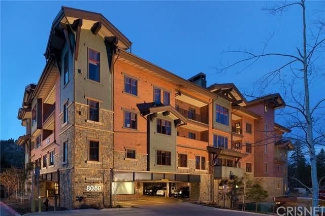 50 Canyon Boulevard B5-7, Mammoth Lakes, CA 93546 (#SR21123603) :: Randy Plaice and Associates
