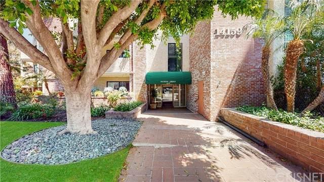 14159 Dickens Street #104, Sherman Oaks, CA 91423 (#SR21123115) :: The Parsons Team