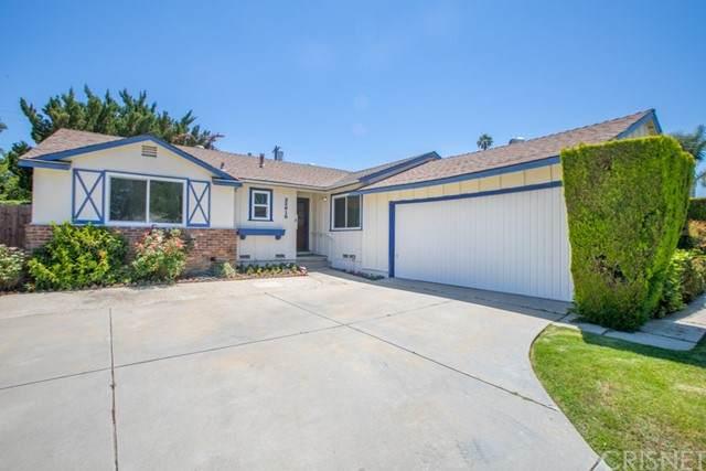 22616 Kittridge Street, West Hills, CA 91307 (#SR21108222) :: Randy Plaice and Associates