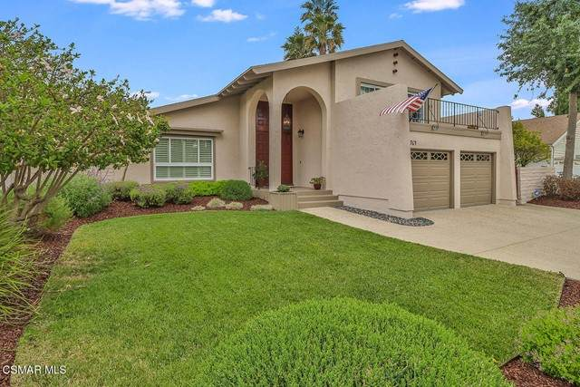 764 San Doval Place, Thousand Oaks, CA 91360 (#221003124) :: Angelo Fierro Group   Compass