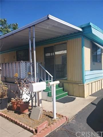 8100 Foothill Boulevard #50, Tujunga, CA 90104 (#SR21124822) :: TruLine Realty