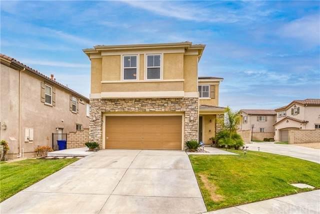 28116 Brett Court, Saugus, CA 91350 (#SR21124398) :: Montemayor & Associates