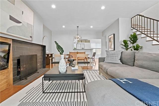 1416 N Vista Street #2, Los Angeles, CA 90046 (#SR21117791) :: TruLine Realty