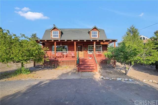 1004 Eagle Lane, Frazier Park, CA 93225 (#SR21124320) :: Montemayor & Associates