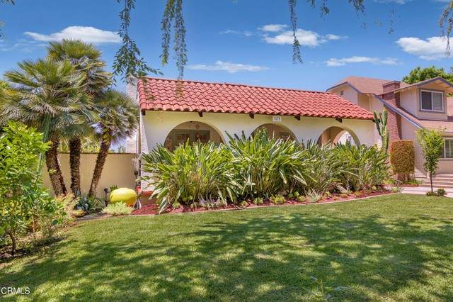 323 N Myrtle Avenue, Monrovia, CA 91016 (#P1-5138) :: Lydia Gable Realty Group