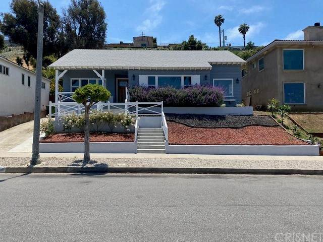 5708 Brushton Street, Baldwin Hills, CA 90008 (#SR21124618) :: Berkshire Hathaway HomeServices California Properties