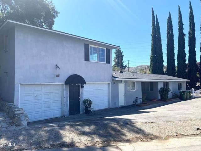 10608 Turnbow Drive, Sunland, CA 91040 (#P1-5140) :: Berkshire Hathaway HomeServices California Properties