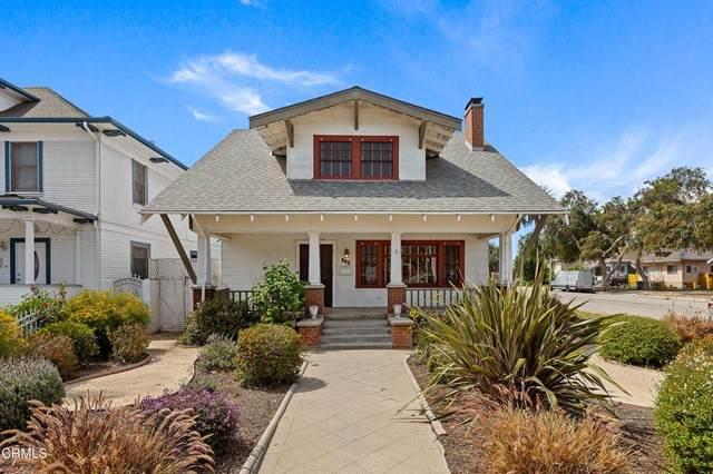 542 W 5th Street, Oxnard, CA 93030 (#V1-6338) :: Compass