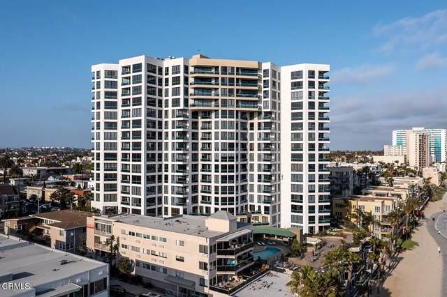 1310 E Ocean Boulevard #1007, Long Beach, CA 90802 (#P1-5148) :: Lydia Gable Realty Group