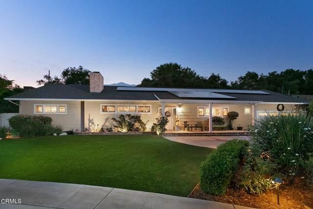 275 Manzanita Avenue, Sierra Madre, CA 91024 (#P1-5151) :: Berkshire Hathaway HomeServices California Properties