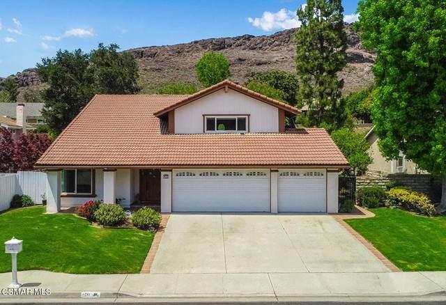 459 Sundance Street, Thousand Oaks, CA 91360 (#221003146) :: Berkshire Hathaway HomeServices California Properties