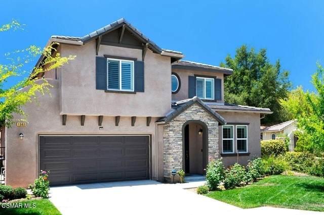 1563 Silver Shadow Drive, Newbury Park, CA 91320 (#221003149) :: Berkshire Hathaway HomeServices California Properties