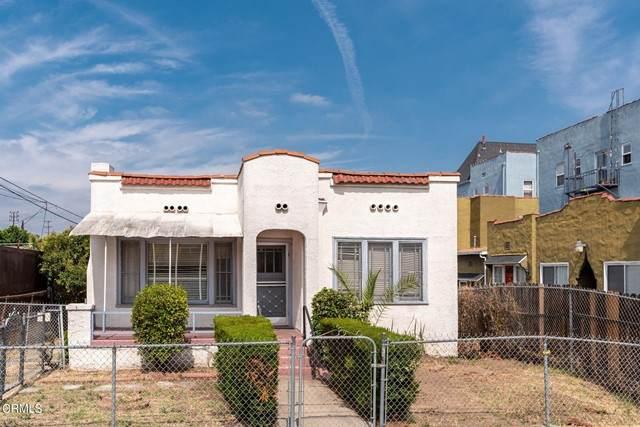 717 N Madison Avenue, Los Angeles, CA 90029 (#P1-5157) :: Montemayor & Associates