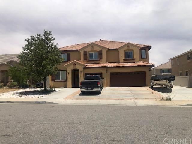 39118 Desert Holly Lane, Palmdale, CA 93551 (#SR21126078) :: Montemayor & Associates