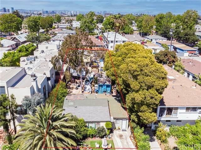 1927 17th Street, Santa Monica, CA 90404 (#SR21125950) :: Montemayor & Associates