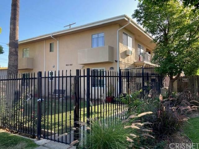 6417 Montgomery Avenue, Van Nuys, CA 91406 (#SR21126284) :: Berkshire Hathaway HomeServices California Properties
