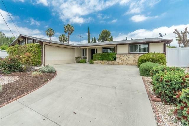 7012 Green Vista Circle, West Hills, CA 91307 (#SR21125050) :: Randy Plaice and Associates