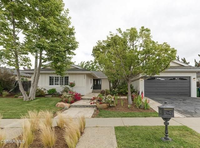 984 Calle Contento, Thousand Oaks, CA 91360 (#221003164) :: The Grillo Group