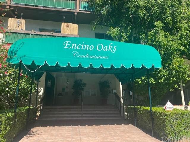 5460 White Oak Avenue G311, Encino, CA 91316 (#SR21126257) :: Compass