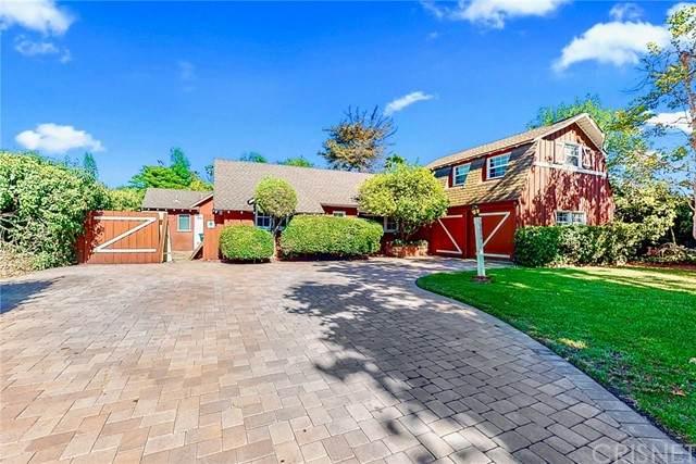 7934 Amestoy Avenue, Lake Balboa, CA 91406 (#SR21126177) :: Randy Plaice and Associates