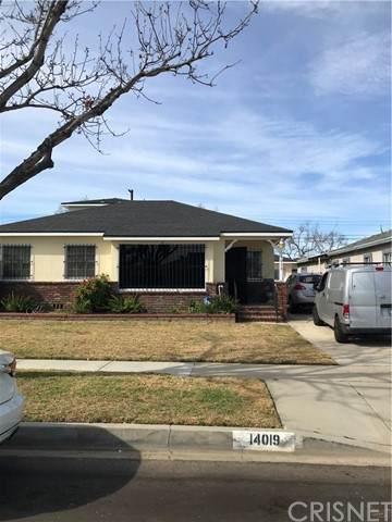 14019 S Northwood Avenue, Compton, CA 90222 (#SR21126849) :: Montemayor & Associates