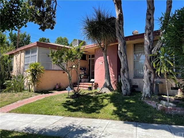 209 Western Avenue, Glendale, CA 91201 (#SR21126917) :: Montemayor & Associates