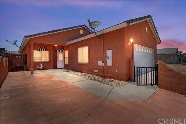 21201 Conklin Boulevard, California City, CA 93505 (#SR21126924) :: Berkshire Hathaway HomeServices California Properties