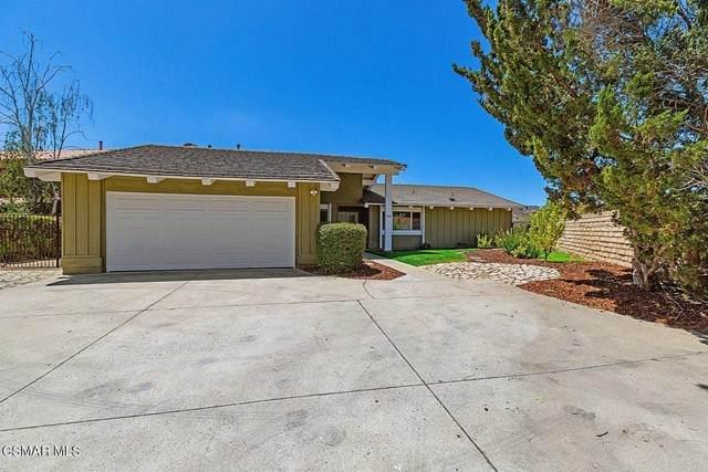 1496 Valecroft Avenue, Westlake Village, CA 91361 (#221003179) :: Montemayor & Associates