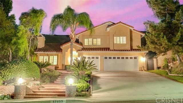 17855 Tuscan Drive, Granada Hills, CA 91344 (#SR21127017) :: Berkshire Hathaway HomeServices California Properties