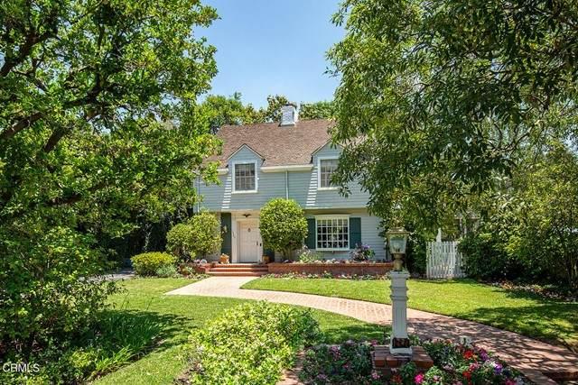1523 Wilson Avenue, San Marino, CA 91108 (#P1-5178) :: Montemayor & Associates