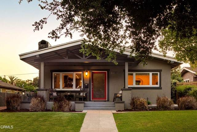 1133 N Michigan Avenue, Pasadena, CA 91104 (#P1-5173) :: Berkshire Hathaway HomeServices California Properties