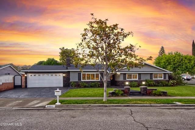 3408 La Mesa Avenue, Simi Valley, CA 93063 (#221003188) :: Montemayor & Associates