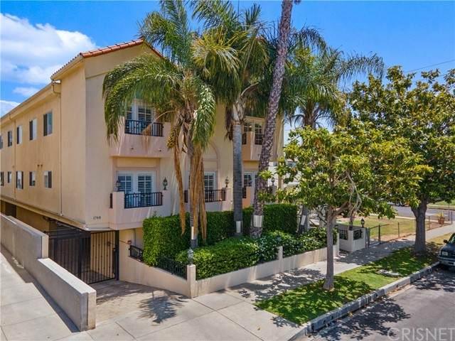 1748 Stoner Avenue #1, Los Angeles, CA 90025 (#SR21126765) :: Montemayor & Associates