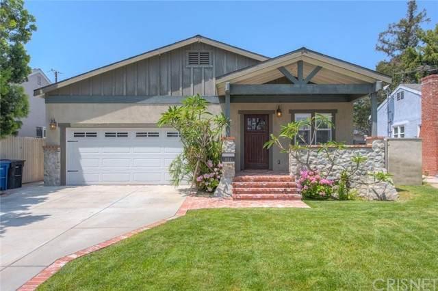 821 N Frederic Street, Burbank, CA 91505 (#SR21096698) :: Angelo Fierro Group   Compass